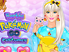 Barbie Pokemon Go Costumes