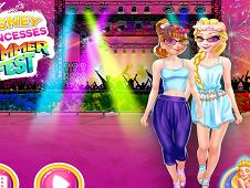 Disney Princesses Summer Fest