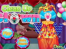 Clean Up Clown