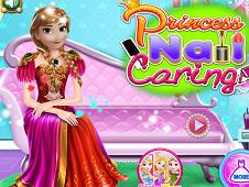 Princess Nail Caring