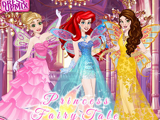Princess Fairy Tale Ball