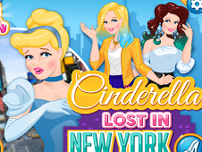 Cinderella Lost in New York