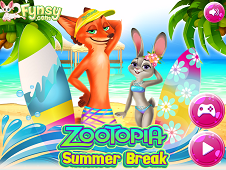 Zootopia Summer Break
