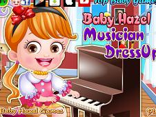 Baby Hazel Musician Dress Up 2