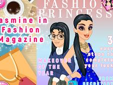Jasmine Fashion Magazine