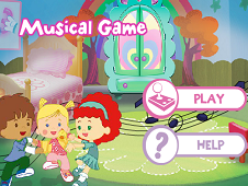 Chloe's Closet Musical Game