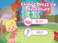 Chloe's Closet Dress Up Adventure