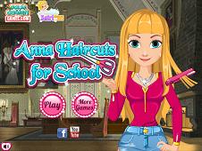Anna Haircuts for School