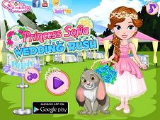Princess Sofia Wedding Rush