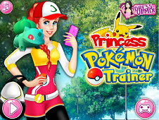 Princess Pokemon Trainer