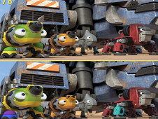 Dinotrux Differences