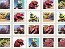 Dinotrux Memory 2