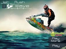 Jet Ski Wave Rush