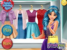Ruby's Dressing Room