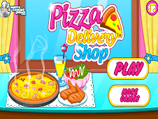 Pizza Delivery Shop