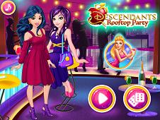 Descendants Rooftop Party