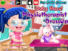 Baby Hazel Physiotherapist Dress-Up