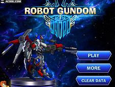 Robot Gundom