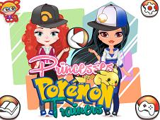 Princesses Pokemon Trainers