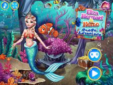 Eliza Mermaid Dressup