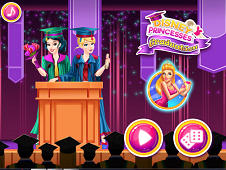 Disney Princesses Graduation
