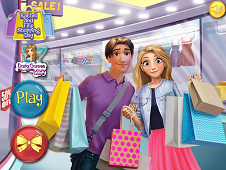 Rachel And Filip Shopping Day