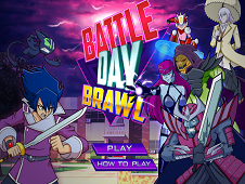 Battle Day Brawl