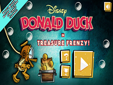 Donald Duck in Treasure Frenzy 2