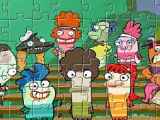Fish Hooks Puzzle 2