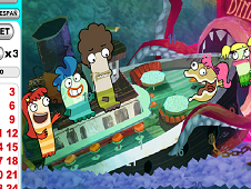 Fish Hooks Hidden Numbers