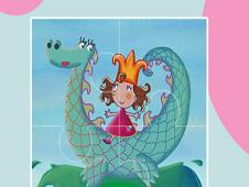 Florrys Dragons Puzzle