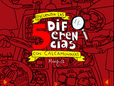5 Differences with CalcaMunguias