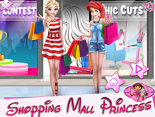 Shopping Mall Fashion