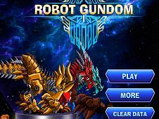 Robot Addict Headed Dragon