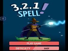 3 2 1 Spell