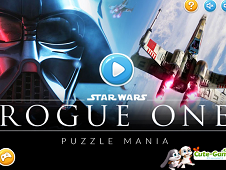 Star Wars Anthology Rogue One Puzzle Mania