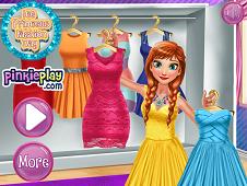 Ice Princess Fashion Day