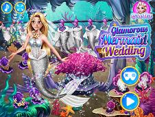 Glamorous Mermaid Wedding