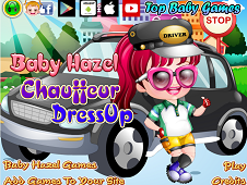 Baby Hazel Chauffer Dress-Up