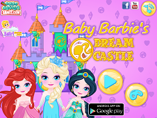 Baby Barbie's Dream Castle