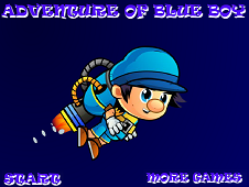 Blue Boy Adventure