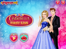 Cinderella First Kiss