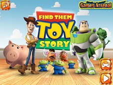 Find Them: Toy Story