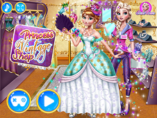 Princess Vintage Shop