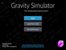 Gravity Simulator Online