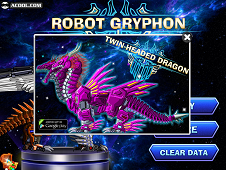 Robot Gryphon