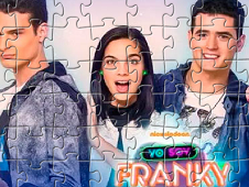 Frankie and Friends Puzzle