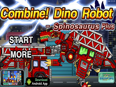 Dino Robot Spinosaurus Plus