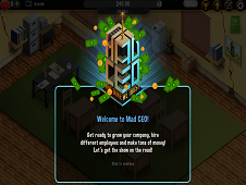 Mad CEO