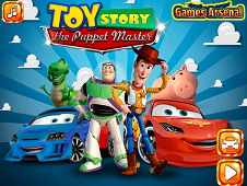 Toy Story: The Puppet Master